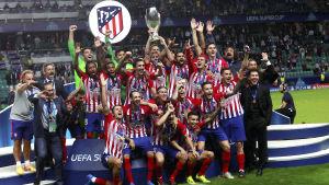 Atletico firar segern i supercupfinalen
