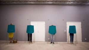 Riksdagsvalet i Sverige 2018