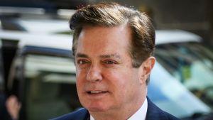 Paul Manafort efter plea deal med Robert Muellers Rysslandsutredning.