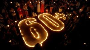 Earth Hour i Cali i Colombia