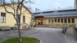 Lovisa huvudbibliotek.