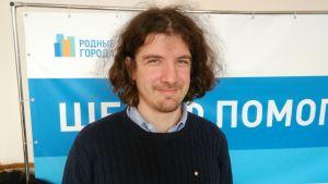 Arbetsförmedlingen Rabotas chef Michail Krivonos