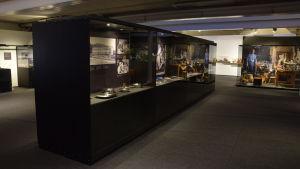 Utställning i Fiskars.