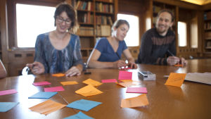 Aboa Vetus & Ars Nova samordnar Museerna som innovationsplattformar utvecklingsprojektet.