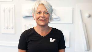 Christel Lundström.