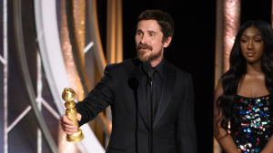 "Christian Bale tackade Dick ""Satan"" Cheney för inspirationen."