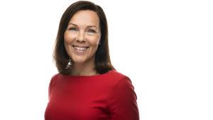 Anne-Maria Salonius från Ålandsbanken