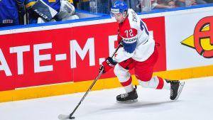 Filip Chytil, Tjeckien