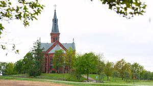 Sibbo nya kyrka i kyrkoby, Sibbo