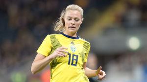 Fridolina Rolfö.