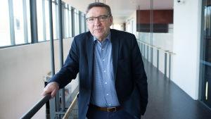 Henrik Wolff, rektor och vd för yrkeshögskolan Arcada.