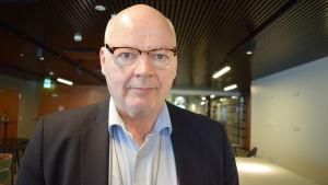 Timo Koskimäki är överdirektör vid Statistikcentralen.