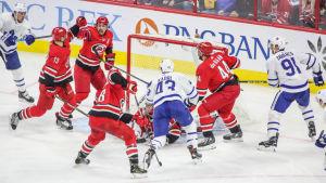 11 december: Carolina–Toronto 1–4.