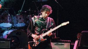 Bob Dylan på scenen 1993