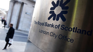 Royal Bank of Scotland, Lontoo
