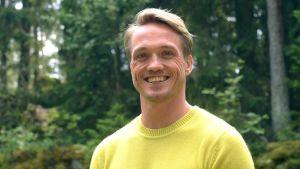 Bild på svenska skådespelaren Christian Hillborg.