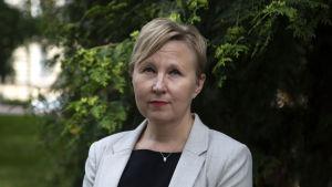 Tutkija Heidi Lehtovaara