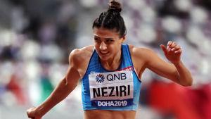 Nooralotta Neziri i VM-semifinal 2019