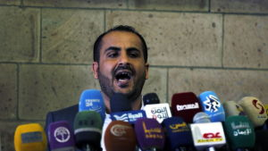 Huthirebellernas talesman och chefsförhandlare Mohammed Abdulsalam anser att Saudiarabiens ny fredsplan inte innehåller något nytt.