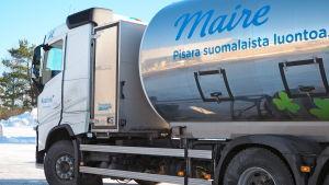 Kaslink-meijerin Maire-maitoauto