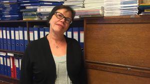 Anneli Ketonen, överinspektör på Regionförvaltningsverket