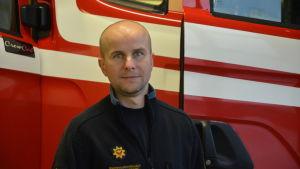 Riskhanteringschef Thomas Nyqvist.
