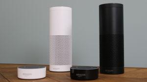 Amazons smarta högtalare Echo.