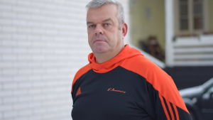 Porträttbild på Tommy Högström.