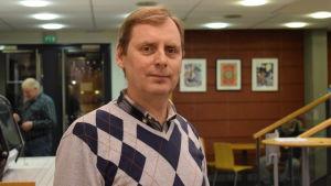 Mikael Sundberg.