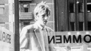 Sulevi Peltola Peter von Baghin ja Pertti Maisalan lyhytelokuvassa Pockpicket (1968)
