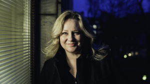 Maria Sid i Stockholm 2019.