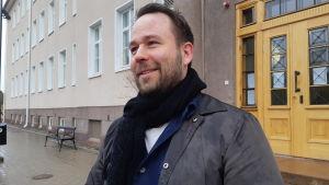 Aleksanteri Repo är vd för cykeluthyrningsföretaget Kaakau.