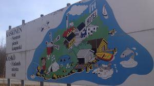 Kaskö - Finlands minsta stad