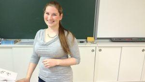 Mikaela Korin-Niemi, biologilärare