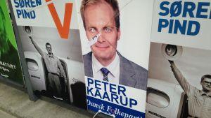 Dansk Folkeparti är omdebatterat men har ett stort inflytande på den danska politiken.