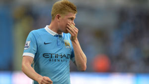 De Bruyne i Premier League