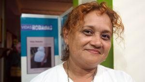 Aktivisten Urania var en gång i tiden fast i en våldspiral. Nu är hon aktivist i Nicaragua.