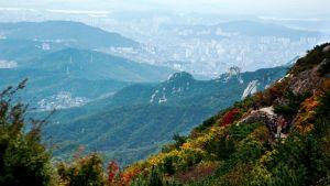 Bukhansanin kansallispuisto, Etelä-Korea
