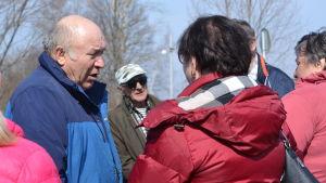 Bybor motsätter sig sopor i Kolomna.
