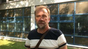 Bild på Tapio Nieminen, chef för vuxen socialt arbete i Esbo stad