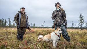 Metsästäjät ja pohjanpystykorva