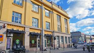 Valtimohuset i Borgå.