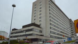 U-sjukhuset vid ÅUCS.