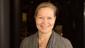 Henrika Vikman är vd för Nordeas fondbolag.