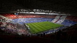 Lyons hemmaarena är VM-finalarena i sommar i Frankrike.
