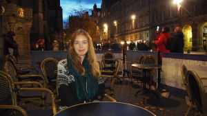 Josephine Greenland i Edinburgh