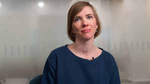 Mikaela Grotenfelt-Enegren.