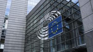Bild på Europaparlamentet