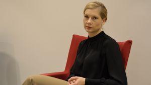 Geriatrikern Nina Tigerstedt