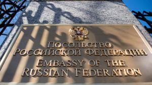 Rysslands ambassad i USA.